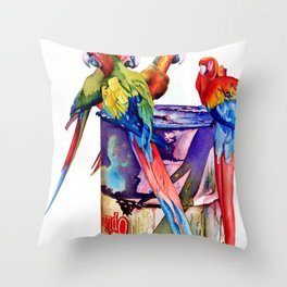 Did Say Chocolate? Throw Pillow