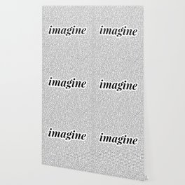 imagine - Ariana - imagination - lyrics - white black Wallpaper