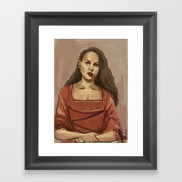 Say No to This Framed Art Print