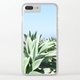 palisades agave Clear iPhone Case
