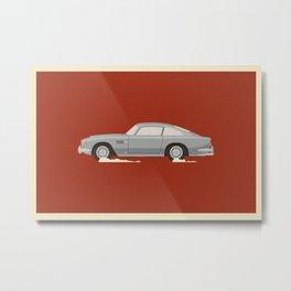 Aston Metal Print