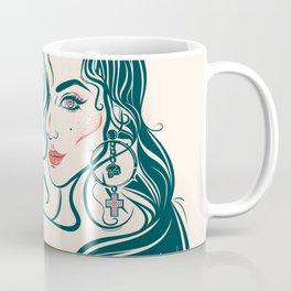 Besa Mi Cola Coffee Mug