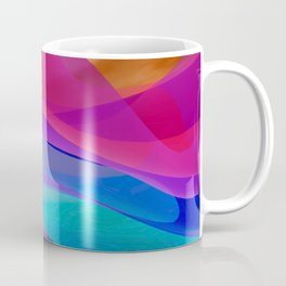bicubic waves Coffee Mug