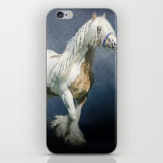 Under a gypsy moon iPhone & iPod Skin