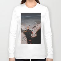 spawn Long Sleeve T-shirts featuring Spawn by mfrioni