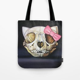 Goodbye Kitty Tote Bag