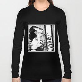 asc 778 - La lione blessée (Love is a killer) Long Sleeve T-shirt