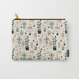 Spring time - Fabric pattern Carry-All Pouch