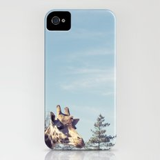 giraffe... iPhone (4, 4s) Slim Case
