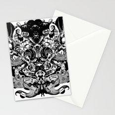 Scorn Pourer Stationery Cards
