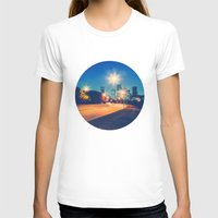houston T-shirts featuring Houston by GF Fine Art Photography