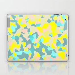geometric mix/ bright Laptop & iPad Skin