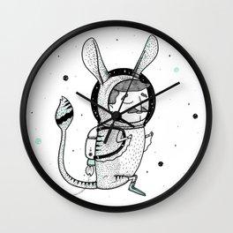 The Jerboa's Dream Wall Clock
