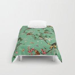 Monkey World Green Comforters