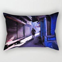 street life Rectangular Pillow