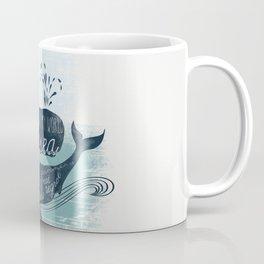 Moby Whale Coffee Mug