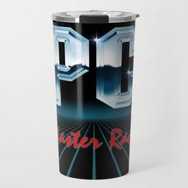 PC Master Race 80s Travel Mug