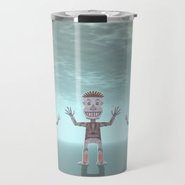 Characters Made of Stone Travel Mug