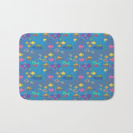 School's Out Fish in the Sea Bath Mat