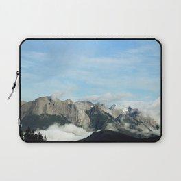 Mountainous Terrain Laptop Sleeve
