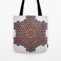 physics Tote Bags featuring Blunt Physics. by Space Jungle
