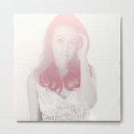 Janel Parrish Metal Print