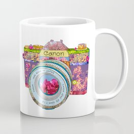 FLORAL CAN0N Coffee Mug