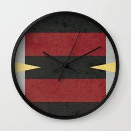 487 Wall Clock