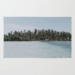 island / indonesia Rug