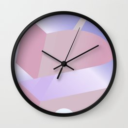 Geometric Calendar - Day 9 Wall Clock