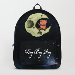 Dig Big Pig Backpack