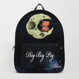 Dig Big Pig Backpack