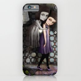 The memory of you iPhone Case