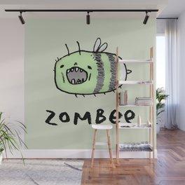 Zombee Wall Mural