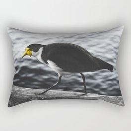 Strolling Rectangular Pillow