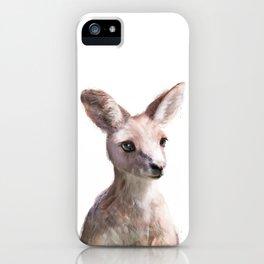 Little Kangaroo iPhone Case