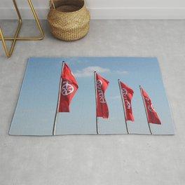Mainz Flag Rug