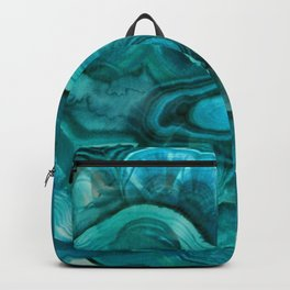 malachite abalone Backpack