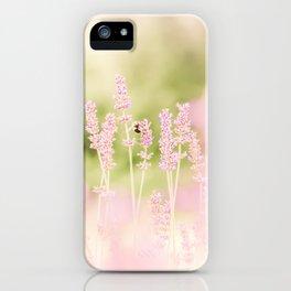 Lavender 8 iPhone Case
