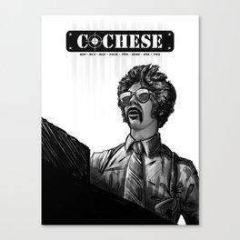 Cochese... Canvas Print