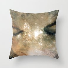Lucid Dream #3 Throw Pillow