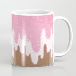 Summer Sweets:  Neapolitan Galaxy Coffee Mug