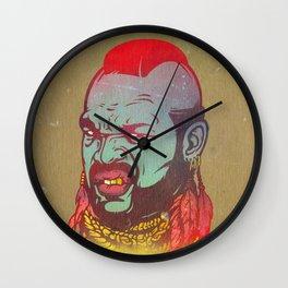 Pity Da Foo Wall Clock