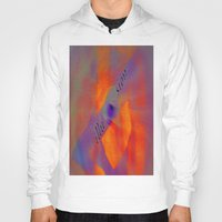 illusion Hoodies featuring illusion  by  Agostino Lo Coco