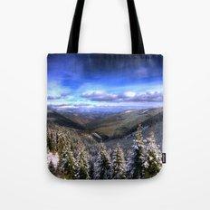Winter Vision Tote Bag