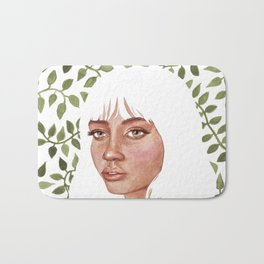 Wallflower Bath Mat