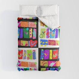 Funny birds Comforters