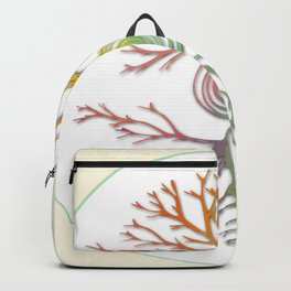 Tree of Life in Balance Backpack