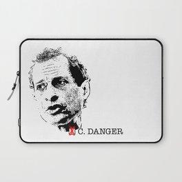 Vote Carlos Danger Laptop Sleeve