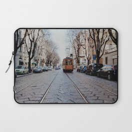 Middle of the road Laptop Sleeve